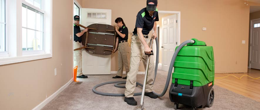 Columbia, MO residential restoration cleaning
